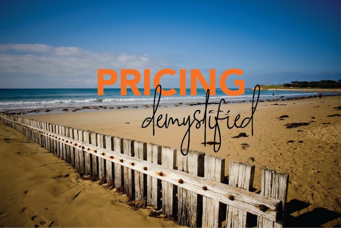 Pricing Demystified - Shaun O'Callaghan