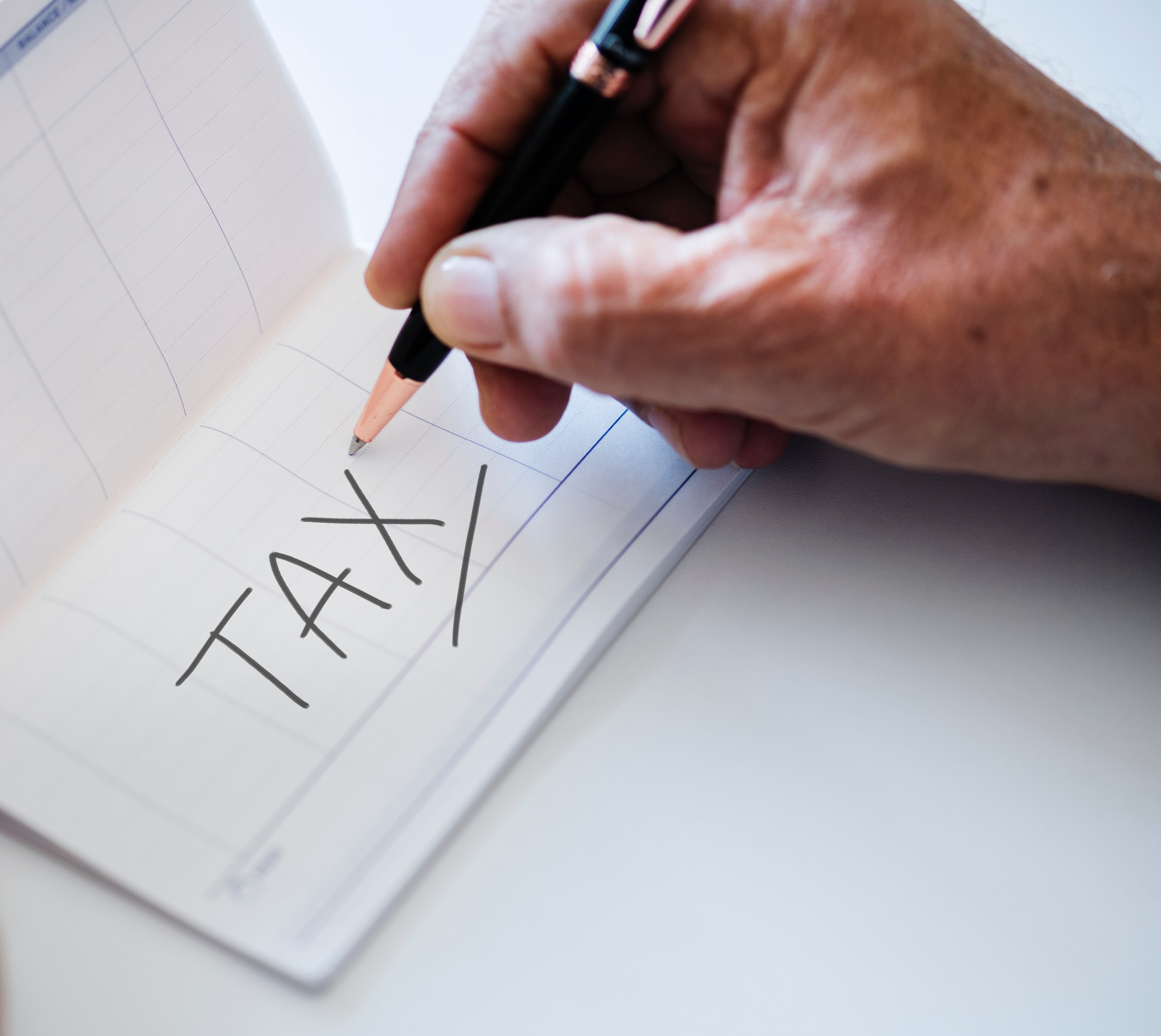 Property depreciation for tax time